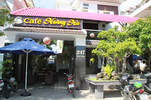 coffee hoang ha hotel (1)